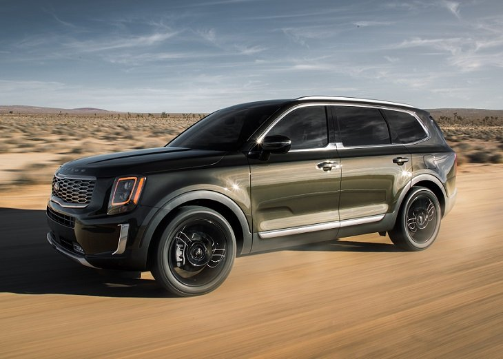 Test Drive 2020 Kia Telluride Expert Reviews J D Power