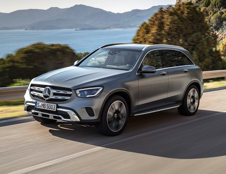2020 Mercedes-Benz GLC SUV photo