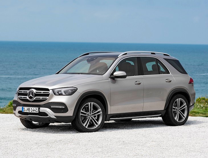 2020 Mercedes Benz Gle Preview Nadaguides