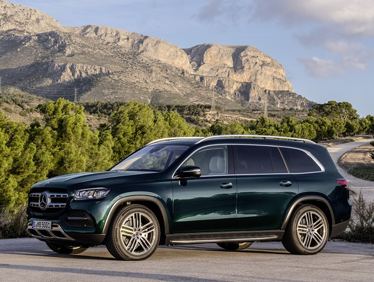 2020 Mercedes-Benz GLS SUV photo