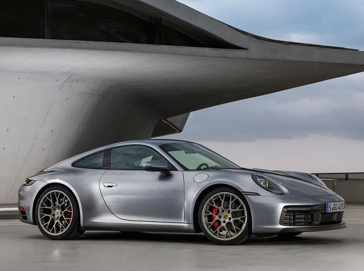2020 Porsche 911 Carrera Preview Nadaguides