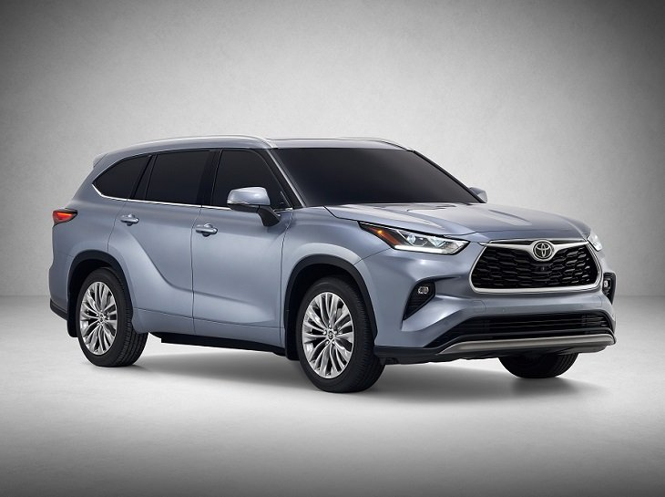 2020 Toyota Highlander photo