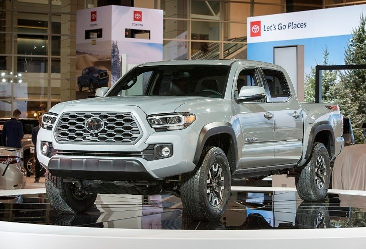 2020 Toyota Tacoma TRD Off-Road photo