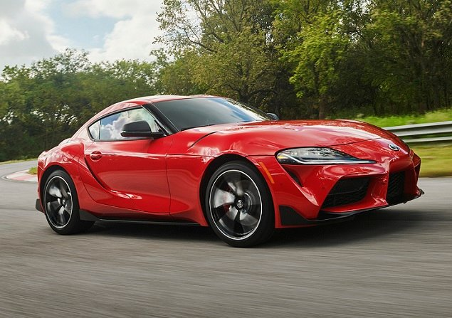 2020 Toyota Supra Preview