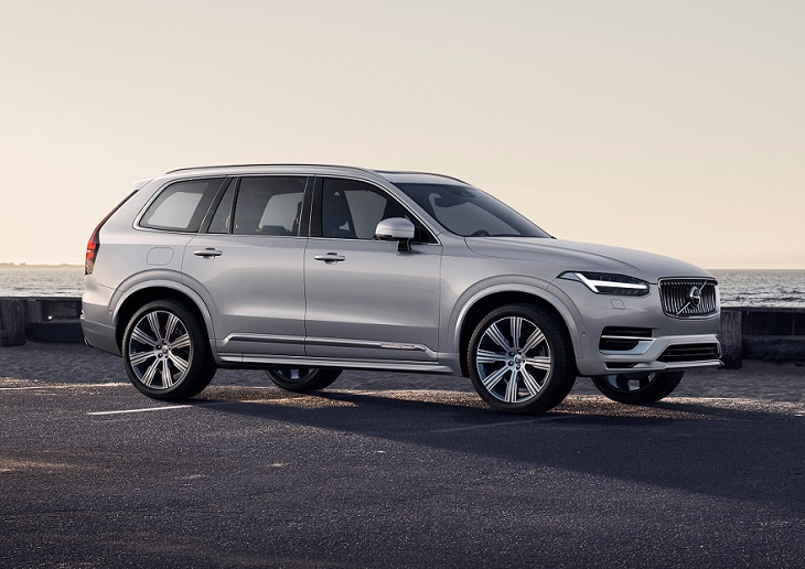 2020 Volvo XC90 Inscription T8 photo