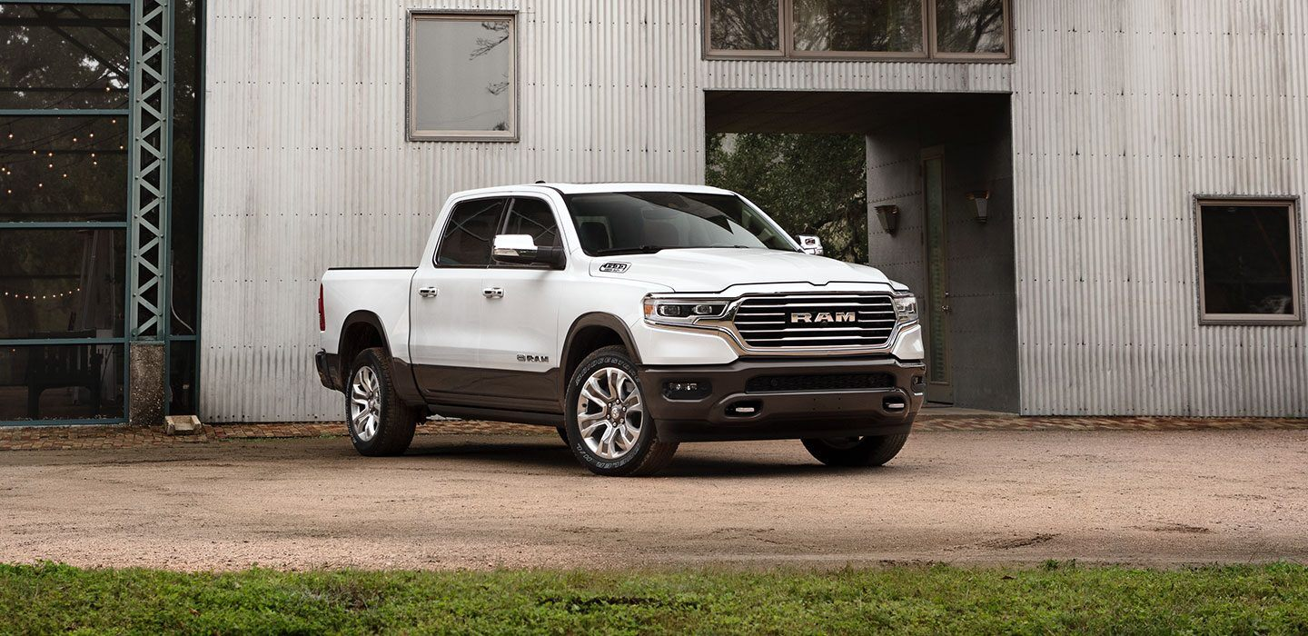 2020 Ram 1500 Preview