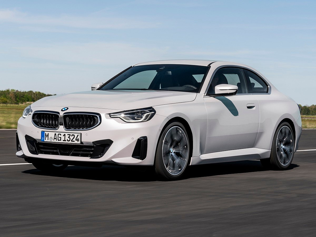 2022 BMW 2 Series Coupe Preview
