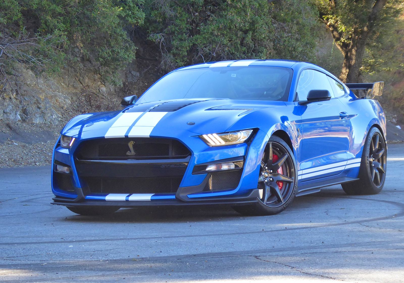 2020 Ford Mustang Shelby GT500 Test Drive