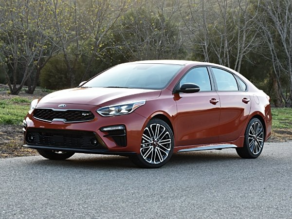 2020 Kia Forte Review Expert Reviews J D Power