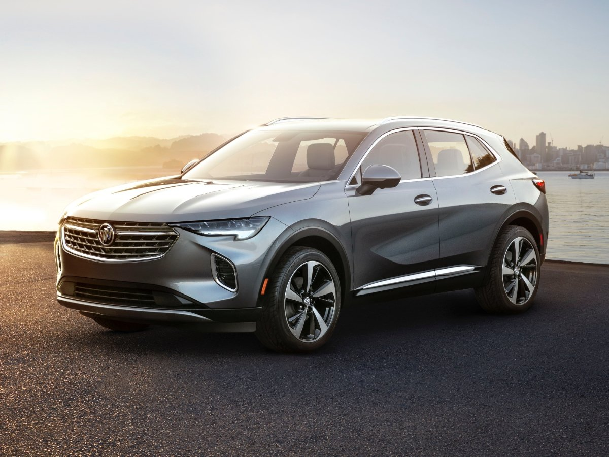 Changes to 2021 Buick Models are Modest, But an All-New Envision SUV Debuts