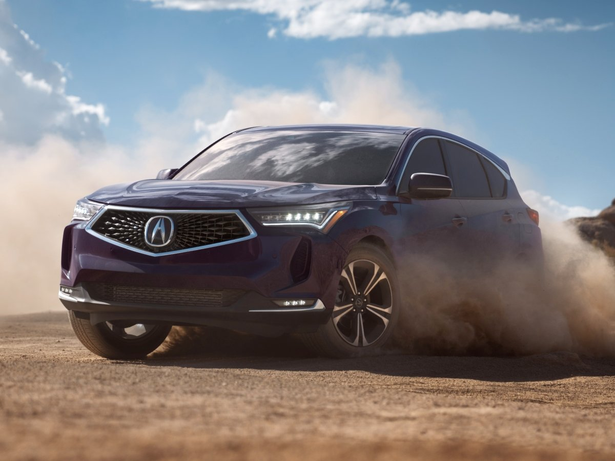 2022 Acura RDX Preview