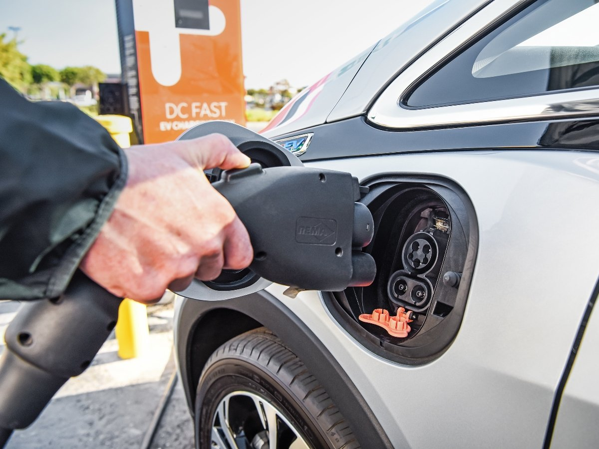 How Does EV Charging Work?