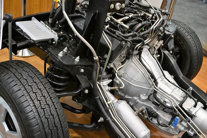 Vehicle Suspension System: An Inside Look | Shopping Guides | J.D. Power