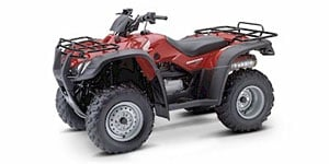 2004 Honda TRX350FE4 FourTrax Rancher (4X4, Electric Start)