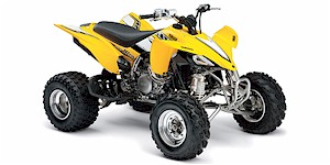 2006 yamaha yfz450 special edition options and equipment