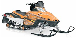 2008 Arctic Cat Crossfire 8 Sno Pro Options and Equipment