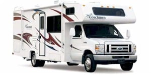 2008 Coachmen M-2130 QB-Chevrolet (**)