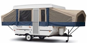 2008 Flagstaff/Forest River M-176 Limited