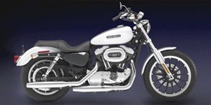 2009 Harley-Davidson XL1200L Sportster Low Options and Equipment