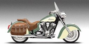2009 Indian Motorcycles Chief Vintage Options And Equipment