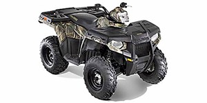 2012 Polaris Sportsman 500 High Output Pursuit Options and