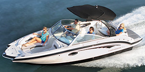2013 Chaparral Boats SUNESTA 244