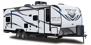 2013 XLR by Forest River M-27HFS