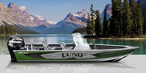 2017 Lund Boat Co 2025 IMPACT SPORT(*)