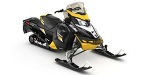 2016 Ski-Doo MX Z BLIZZARD 600HO ETEC (Electric Start)
