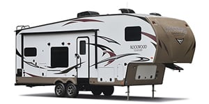 2017 Rockwood By Forest River Signature Ultra Lite Fifth