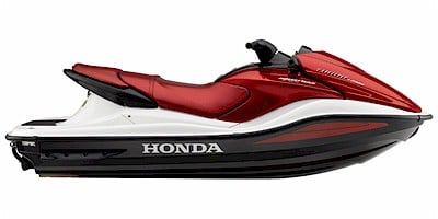 2006 Honda AQUA TRAX F-12X Price, Used Value & Specs