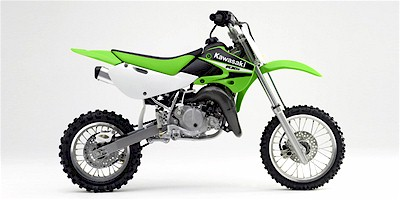 2006 Kawasaki Kx65a6f Standard Equipment Specs