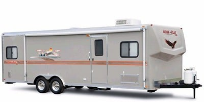 2008 Work And Play Toy Hauler Series M 28db Specs