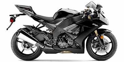2008 Kawasaki Zx1000e8f Ninja Zx 10r Prices And Values Nadaguides