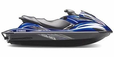 2008 Yamaha WAVE RUNNER FX SHO Price, Used Value & Specs   NADAguides