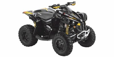 2009 Can Am Renegade 800 X Prices