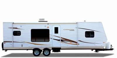 2010 Coachmen by Forest River Catalina Series M-27 BHS Specs