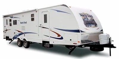 2010 Heartland RVs North Trail Series M-21FBS Specs and