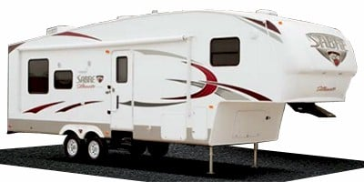 Sabre Silhouette Fifth Wheel Series M 320FQDS Specs
