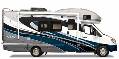 2011 Winnebago View Series M-24K-Mercedes Sprinter Turbo ...