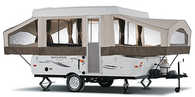 2014 Rockwood by Forest River LTD Series M-1940LTD Specs and