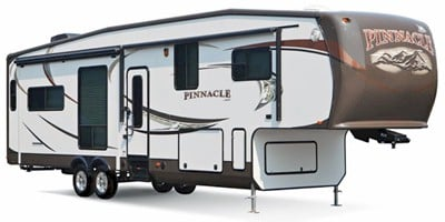 2013 Jayco Pinnacle Fifth Wheel Series M-36 KPTS Specs and Standard