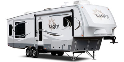 2013 Open Range RV. Light Fifth Wheel Series M 297RLS Specs
