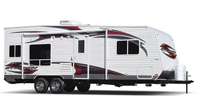 Stealth Toy Hauler Series M 2715 Specs