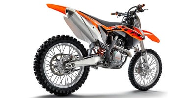 2014 KTM 450 SX-F Prices and Values - NADAguides