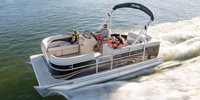 2015 Godfrey Pontoon Boats Sweetwater Series 2286 Slc