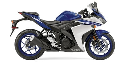 2016 Yamaha Yzf R3 Standard Equipment Specs