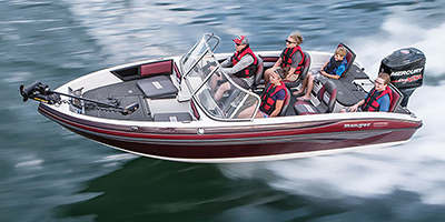 2017 Ranger Boats Reata Series 1850MS(*) Price, Used Value