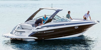 2018 Crownline Boats 335 SS Price, Used Value & Specs   NADAguides