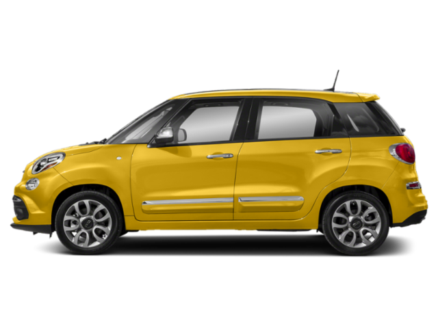 2019 Fiat 500l Trekking Hatch Pictures J D Power